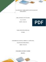 Fase 3 - Identificar Métodos y Herramientas de Planeación Estratégica