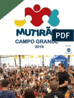 Apresentação Mutirão & Eventos Realizados 2019