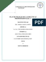 Plan de Trabajo Pp i