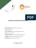 Tecnologías para el Desarrollo Comunitario