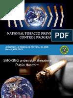 Health Impact -Tobacco