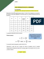 Desarrollo de ejercicios de pronósticos de la demanda.docx