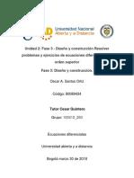 Ejercico 4-Unidad 2 Fase 3 Ecuaciones Diferenciales de Orden Superior