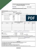 Formulario Sat 452 Editable