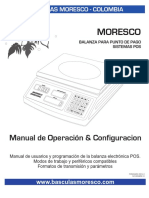 Manual Bascula Pos