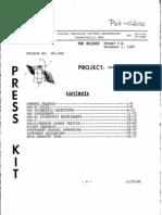 OAO-A2 Press Kit