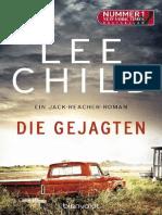 Childx Lee - Jack Reacher 18 - Die Gejagten