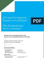¿Por qué fracasan los emprendimientos en Colombia?