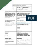 Lesson - Course Design