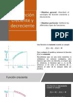 1.5 Función creciente y decreciente.pptx