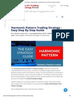 Tradingstrategyguides.com Slash Harmonic Pattern Trading Strategy