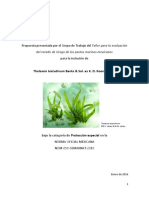 Thalassia testudinum
