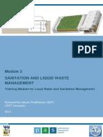sanitation module -india