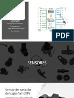Sensores y Actuadores de Sistema Diésel