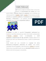 Concepto Decomunidad.docx,.Pericultura Social