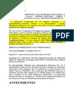 Caso Sintura v. Superbancaria (TAC 2001) (2)