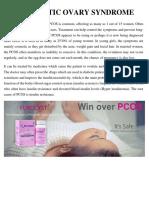 PCOS SYMPTOMS | Furocyst