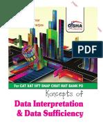 Data Interpretation & Data Sufficiency for CAT XAT IIFT CMAT MAT Bank PO SSC