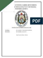 Sociedad de Ing. en Bolivia