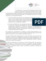 Banco Del Orinoco NV. Noodregeling CBCS