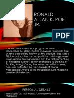 Ronald Allan K. Poe (FPJ)