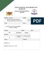 Informe 1 de Laboratorio de PDS