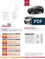 Revisiones NISSAN XTRAIL