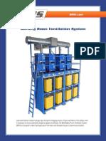 PL-3900 Battery Room Ventilation System