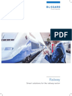 X109 Railway-Brochure en Print