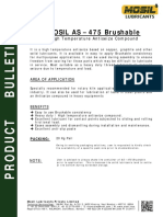 As - 475 Brushable Tds