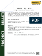 Mosil AS 475_tds