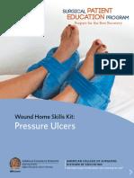 Wound Pressure Ulcers