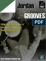Steve Jordan Grooves