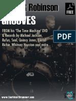 John Robinson Grooves