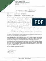 MC 003 18 PNSDW Compliance