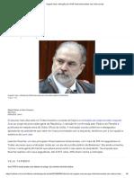 Augusto Aras_ Indicação Para PGR Irrita Bolsonaristas Nas Redes Sociais