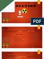 Physics - Radiation