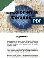 El color en la ceramica