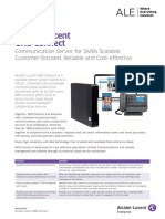 Alcatel Oxo Connect Smb Datasheet En