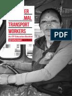 Informal Transport Workers