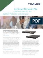 Safenet Protectserver Network Hsm Pb v11
