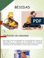 Presentacion sobre Obesidad