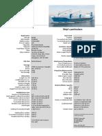 MV Pacific Dawn
