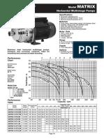 Matrix Data Sheet 13-03
