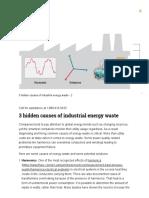 3 Hidden Causes of Industrial Energy Waste _ Fluke