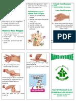Materi-leaflet Cuci Tangan