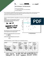 Protein Worksheet