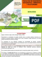 EByA.ix.2019.Ecosistemas y Servicios.