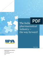 The Indian Pharmaceutical Industry the Way Forward_report-17-06