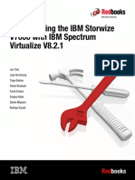 Implementing the IBM Storwize V7000